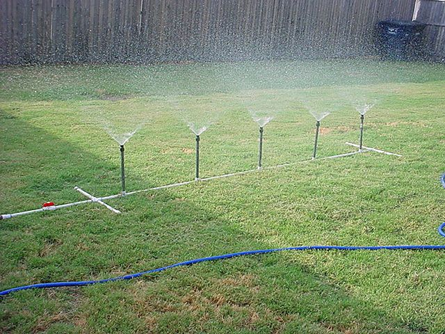 6 Ways To Give Your Sprinklers A Boost Before Spring