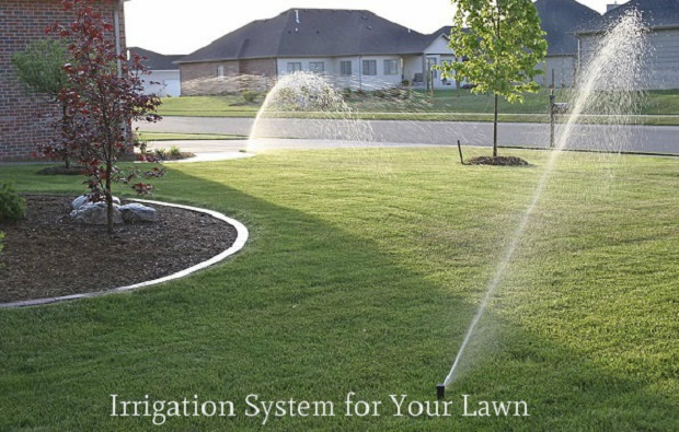 Irrigation System for Your Lawn